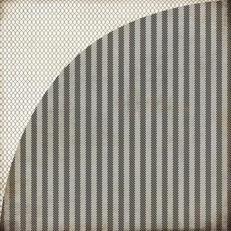 BasicGrey - Little Black Dress Collection - 12 x 12 Double Sided Paper - Etiquette