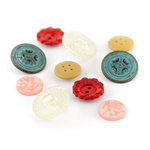 BasicGrey - Lucille Collection - Vintage Buttons