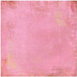 BasicGrey - Lemonade Collection - 12 x 12 Paper - Pink Fizz