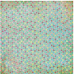 BasicGrey - Lemonade Collection - 12 x 12 Paper - Sun Dress