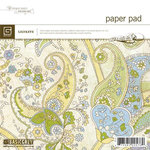 BasicGrey - 6x6 Paper Pads - LilyKate, CLEARANCE