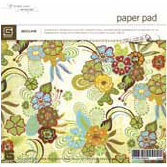 BasicGrey - 6x6 Paper Pads - Mellow, CLEARANCE
