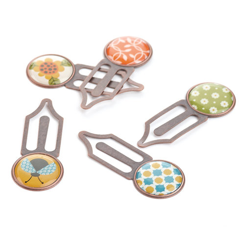 BasicGrey - Pyrus Collection - Clips, CLEARANCE