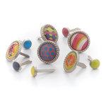 BasicGrey - Lauderdale Collection - Glazed Brads