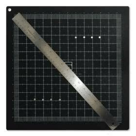 BasicGrey - Magnetic Precision Mat Kit