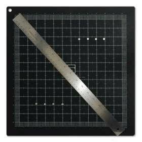 BasicGrey - Magnetic Precision Mat Kit