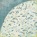 BasicGrey - Marjolaine Collection - 12 x 12 Double Sided Paper - Buttercream