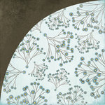 BasicGrey - Marjolaine Collection - 12 x 12 Double Sided Paper - Eclair