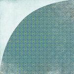 BasicGrey - Marjolaine Collection - 12 x 12 Double Sided Paper - Velvet Bundt Cake