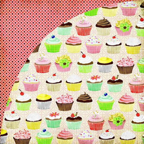 Cupcakes paper