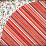BasicGrey - Nordic Holiday Collection - Christmas - 12 x 12 Double Sided Paper - Alpine Yule