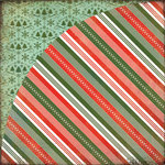 BasicGrey - Nordic Holiday Collection - Christmas - 12 x 12 Double Sided Paper - Cabriolet
