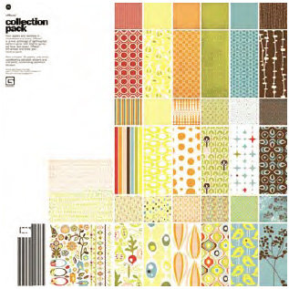 BasicGrey - Offbeat Collection - 12 x 12 Collection Pack