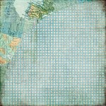 BasicGrey - Out of Print Collection - 12 x 12 Double Sided Paper - Impasto