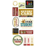 BasicGrey - Oxford Collection - Title Stickers