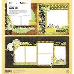 BasicGrey - Origins Collection - Page Kit
