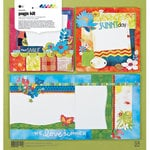 BasicGrey - Lauderdale Collection - Page Kit
