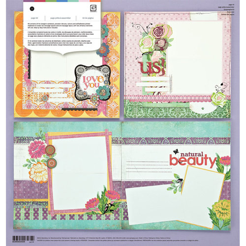 BasicGrey - Indie Bloom Collection - Page Kit