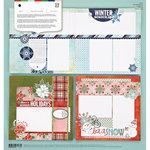 BasicGrey - Nordic Holiday Collection - Christmas - Page Kit