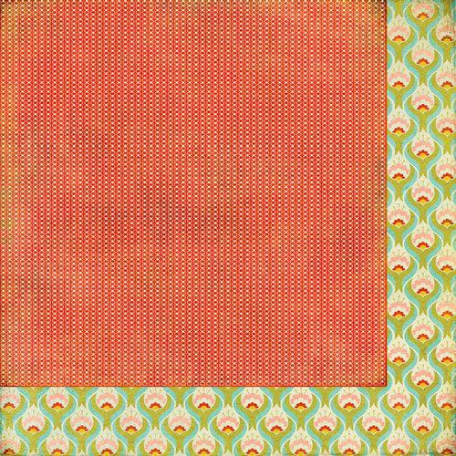 BasicGrey - PBandJ Collection - 12 x 12 Double Sided Paper - Creamy