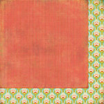 BasicGrey - PBandJ Collection - 12 x 12 Double Sided Paper - Creamy
