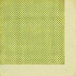 BasicGrey - PBandJ Collection - 12 x 12 Double Sided Paper - Whole Wheat