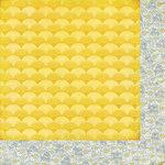 BasicGrey - PBandJ Collection - 12 x 12 Double Sided Paper - Sunny Day