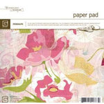 BasicGrey - 6x6 Paper Pads - Perhaps, CLEARANCE