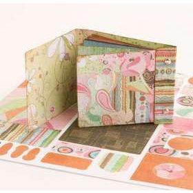 BasicGrey - Matchbook Kit - Phoebe, CLEARANCE