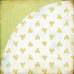 BasicGrey - Picadilly Collection - 12 x 12 Double Sided Paper - Breakfast Nook