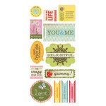 BasicGrey - Picadilly Collection - Title Stickers