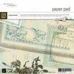 BasicGrey - 6x6 Paper Pads - Periphery