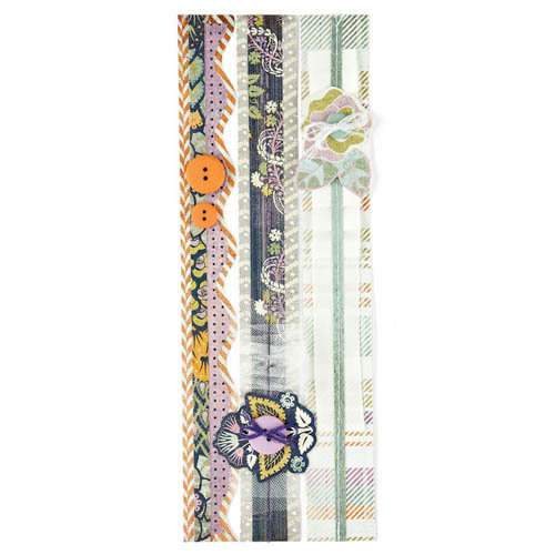BasicGrey - Plumeria Collection - Layered Trims