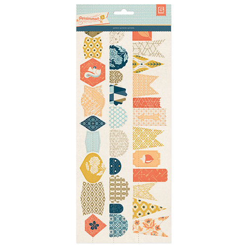 BasicGrey - Persimmon Collection - Garland