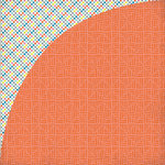 BasicGrey - Prism Collection - 12 x 12 Double Sided Paper - Weave