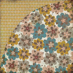 BasicGrey - Pyrus Collection - 12 x 12 Double Sided Paper - Pomaceous