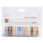 BasicGrey - Rolls of Ribbon - LilyKate