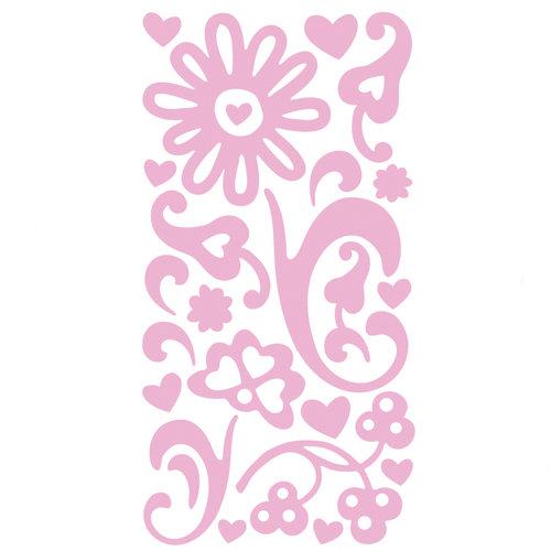 BasicGrey - Sugar Rush Collection - Varnish - Tinted Gloss Stickers - Pink