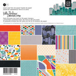 BasicGrey - Second City Collection - 6 x 6 Paper Pad