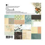 BasicGrey - Serenade Collection - 6 x 6 Paper Pad