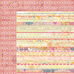 BasicGrey - Soleil Collection - 12 x 12 Double Sided Paper - Surfboards