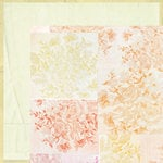 BasicGrey - Soleil Collection - 12 x 12 Double Sided Paper - Summer Daisy