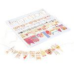 BasicGrey - Soleil Collection - Stitched Garland