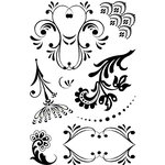 BasicGrey - Ambrosia Collection - Clear Acrylic Stamp - Halvah, CLEARANCE