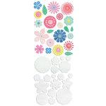 BasicGrey - Saturday Morning Collection - Die Cut Flower Kit