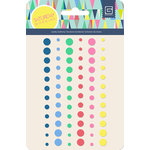 BasicGrey - Saturday Morning Collection - Micro Mini Enamel Dots