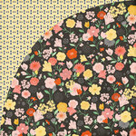 BasicGrey - Sun Kissed Collection - 12 x 12 Double Sided Paper - Secret Garden