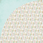 BasicGrey - Sun Kissed Collection - 12 x 12 Double Sided Paper - Fresh
