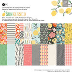 BasicGrey - Sun Kissed Collection - 6 x 6 Paper Pad