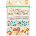 BasicGrey - Sun Kissed Collection - Embellishment Pack